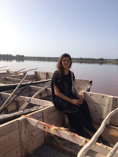 Sabrina quartieri Senegal