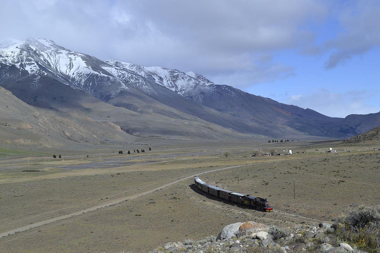 treno leggendario della Patagonia argentina