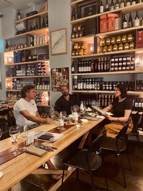 Community.wine di Rimessa Roscioli (foto di @Wolandlondon)