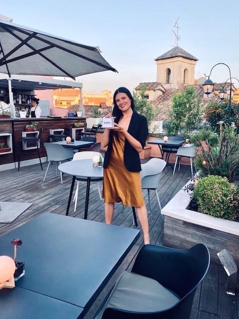 I viaggi di Bibi da Verve Restaurant