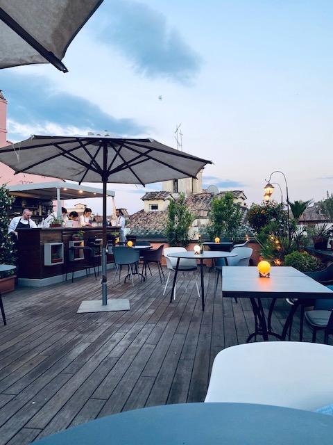 VERVE Restaurant a via Giulia