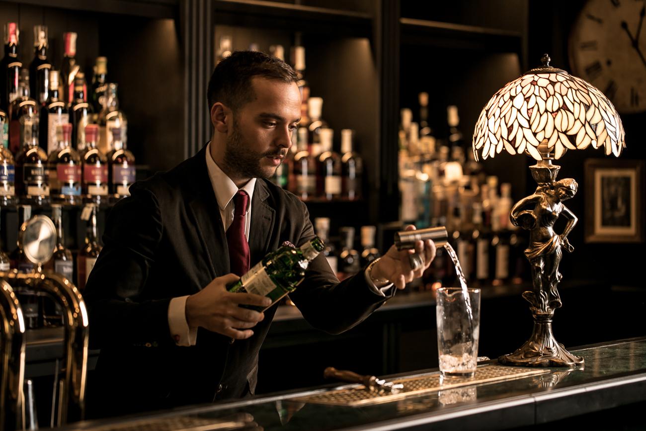 I cocktail al Treefolk's