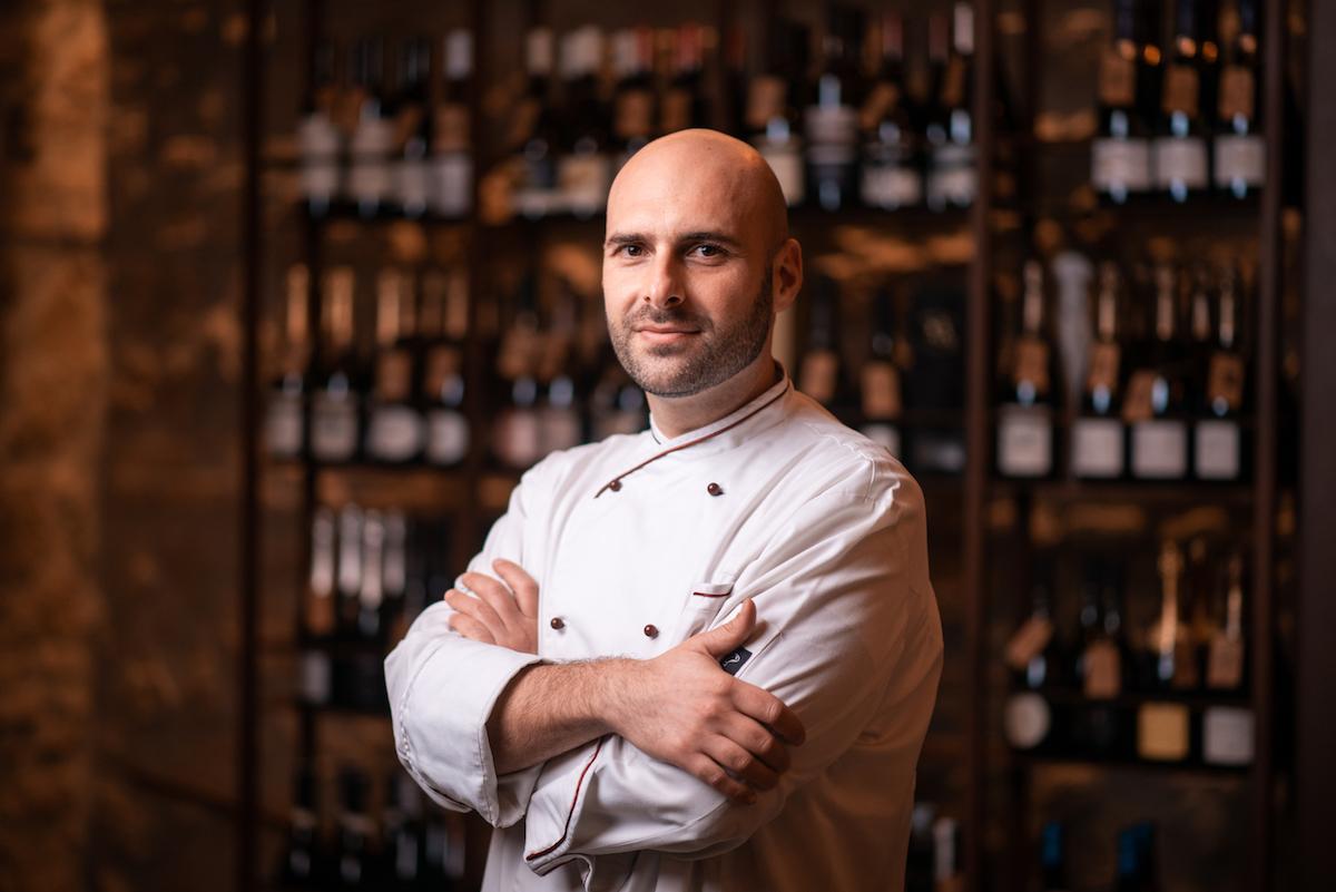 Chef Fulvio Penta