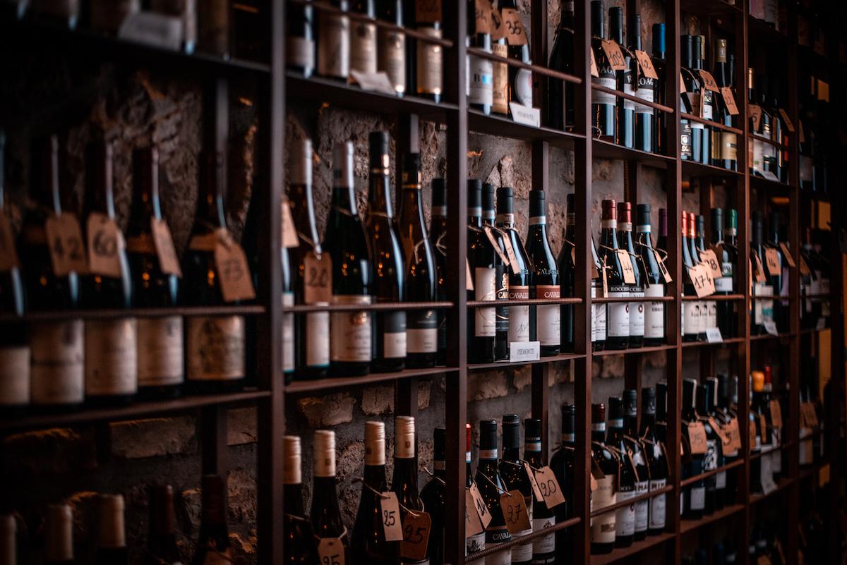 I vini di Enoteca Verso Roma